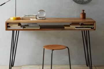 復古辦公桌簡約工作桌