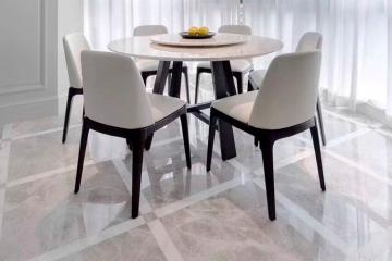 新中式餐桌椅組合