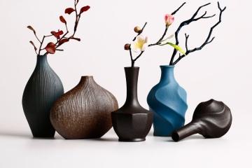 禪意中式花瓶