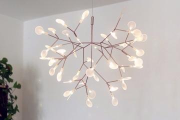 北欧吊灯现代客厅吊灯