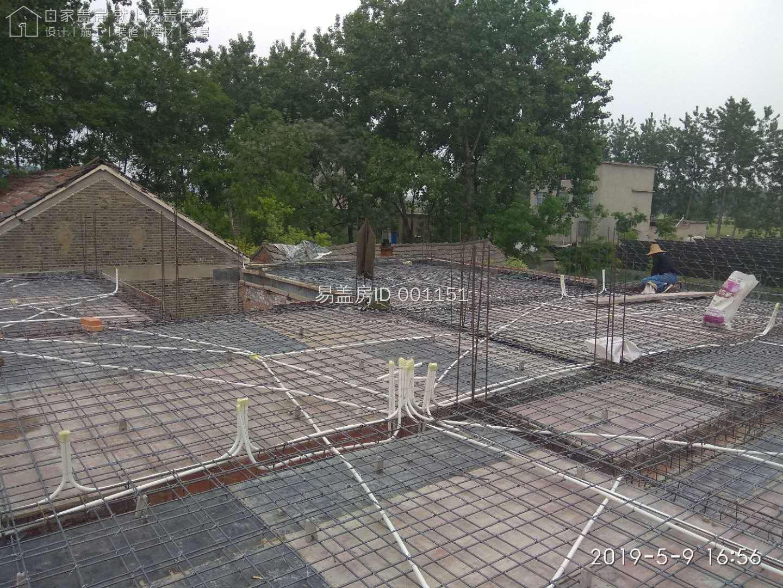 安徽亳州谷景力別墅工地直播