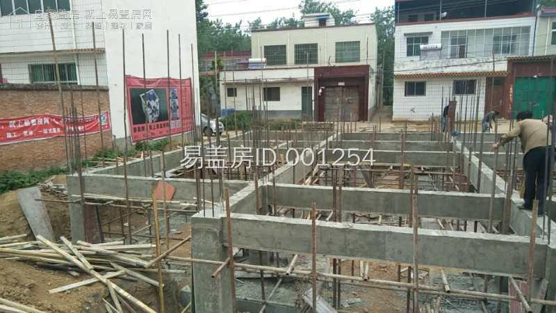 河南省漯河市郾城區周文柱別墅工地直播