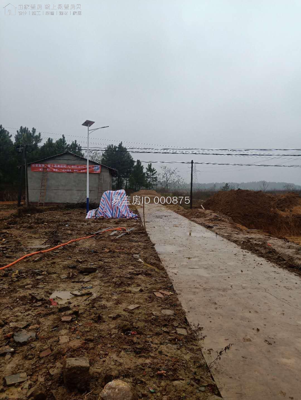 江西宜春高安市石腦鎮熊國海歐式項目工地直播