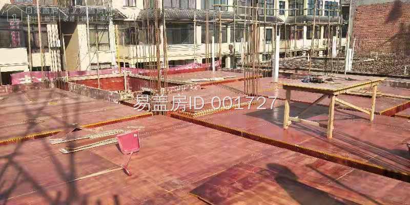 浙江杭州周云別墅工地直播