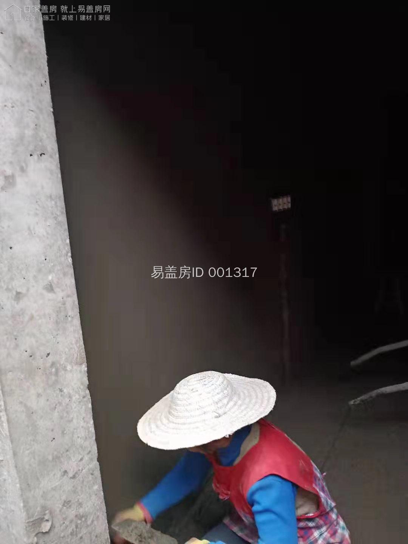 四川宜賓代應坤別墅工地直播