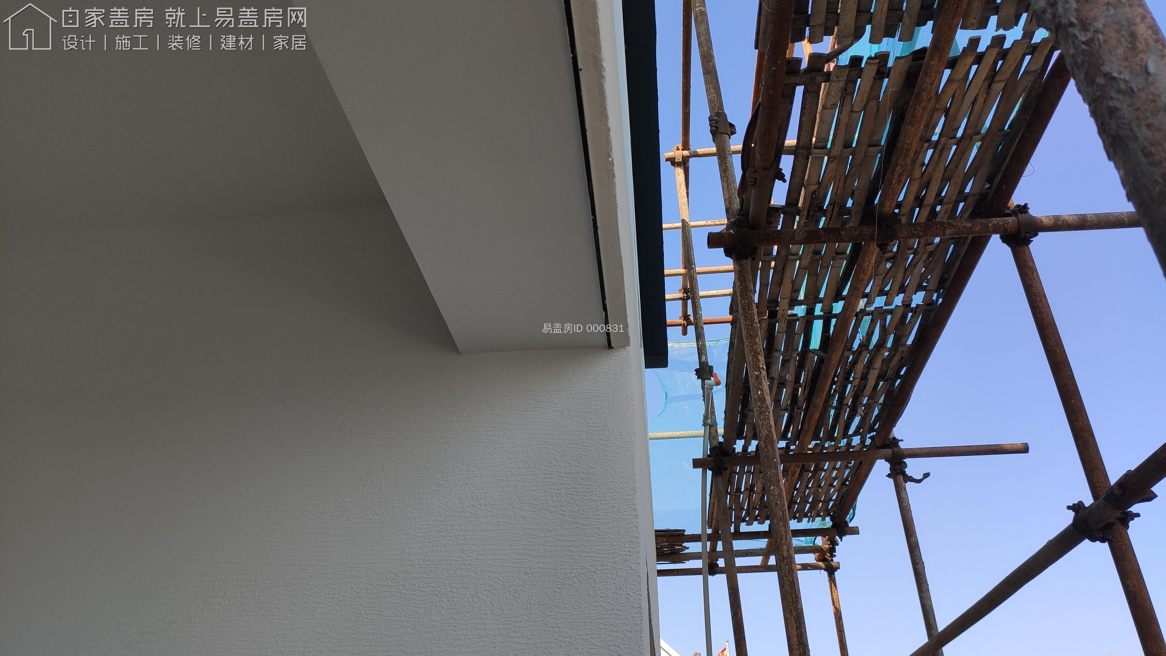 浙江舟山嵊泗陳潔別墅工地直播