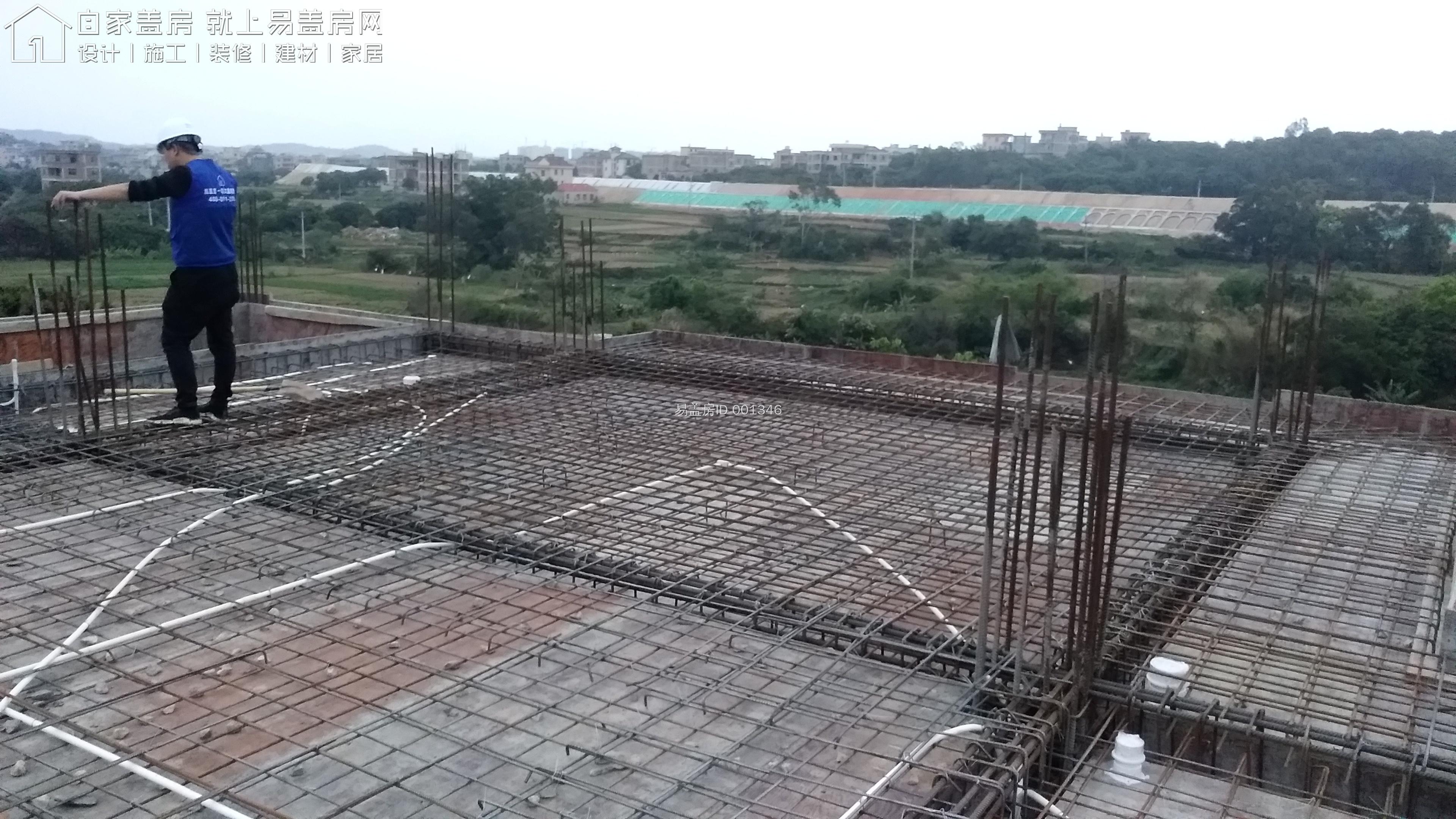 福建泉州劉自強別墅工地直播