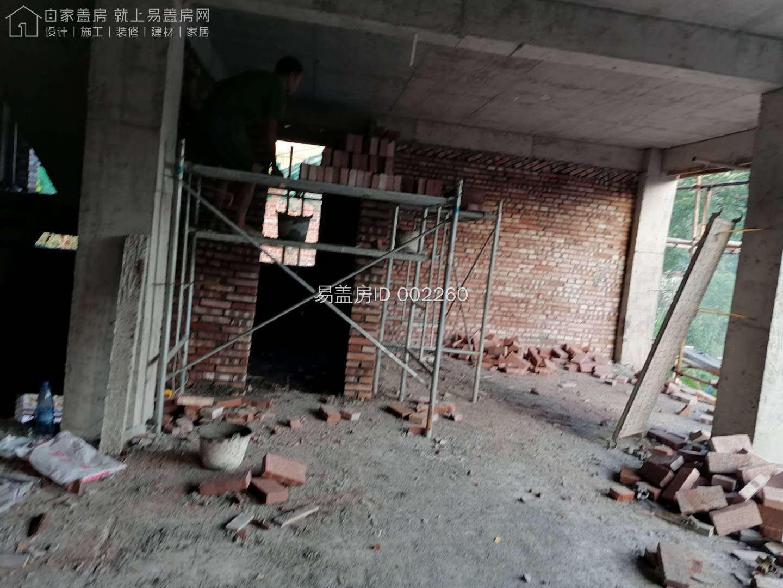 湖南邵陽孫運來別墅工地直播