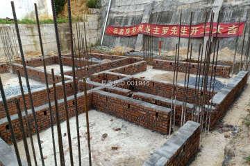 廣東清遠羅堅別墅工地直播