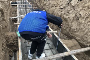 河北廊坊王明合別墅工地直播