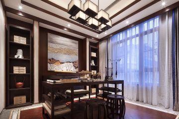 北京房山宋家別墅室內