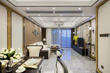 北京昌平馬家別墅室內