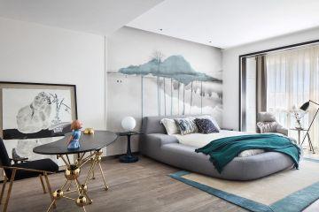 湖北宜昌李家農村別墅北歐風格室內設計