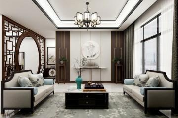 北京順義曹家別墅室內裝修
