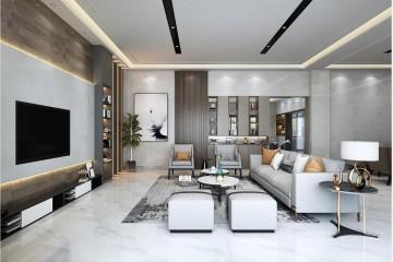 福建漳州黃家別墅室內裝修