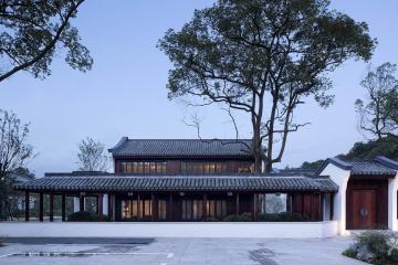 杭州西湖雅谷泉獨墅