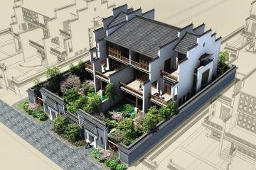 浙江新徽派住宅