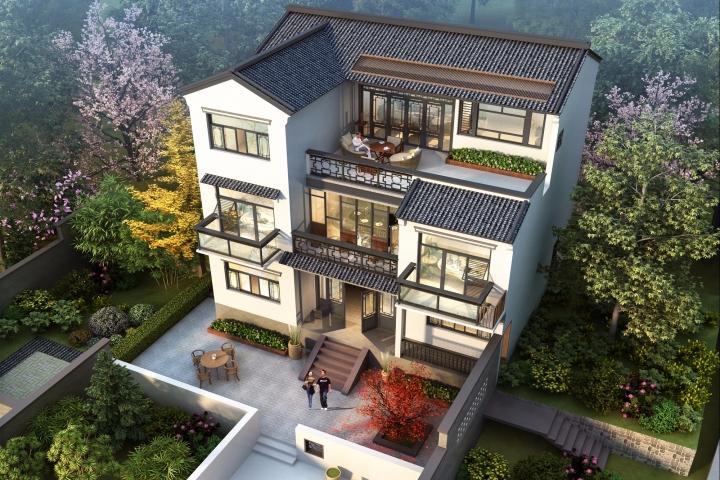 江西乐平张家自宅项目