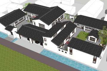 吉林省吉林市于家新中式院落