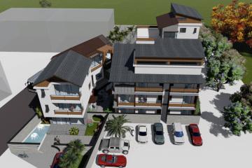 海南三亚苏家现代民宿设计