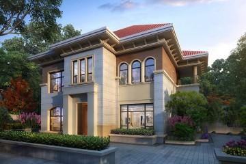 廣東惠州王家歐式別墅