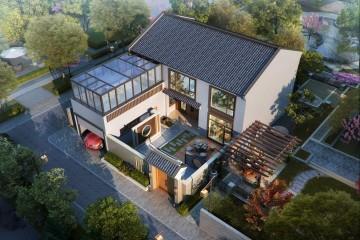 北京延慶馬家新中式別墅