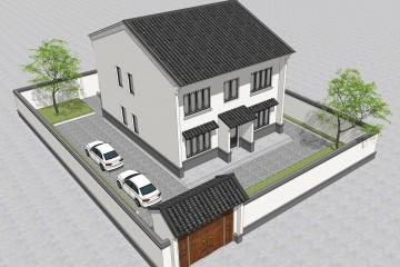湖南长沙吴家新中式自宅