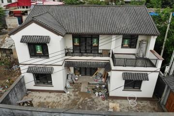 北京房山孫家新中式鄉墅