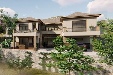 湖南湘西向家新中式别墅