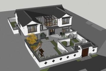 安徽蕪湖張家中式宅院