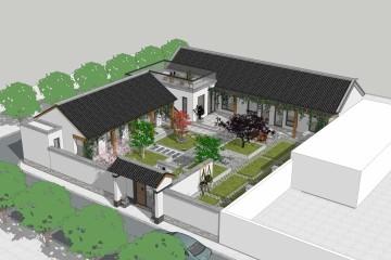 北京密云安家新中式民宿