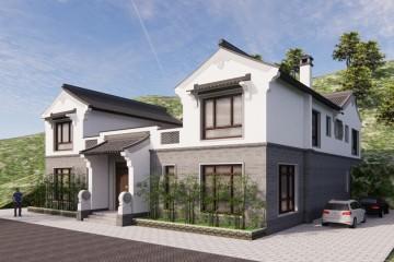 重慶巫山周家中式宅院