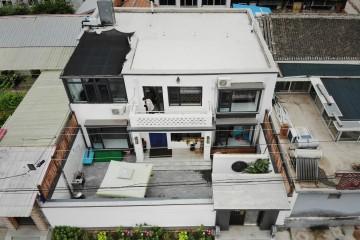 北京密云王家现代别墅