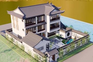 江苏苏州石家中式宅院