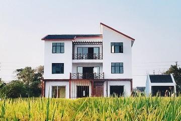 浙江台州王家新中式私宅