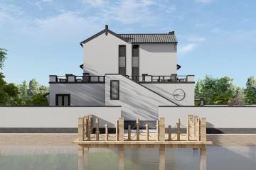 湖南长沙刘家中式宅院