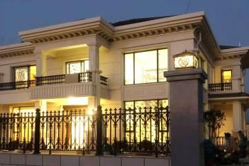 安徽六安鲍家新中式别墅