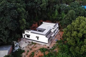 湖南长沙易家中式别墅