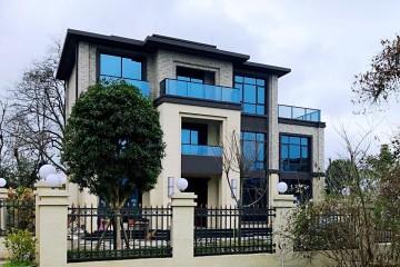 贵州遵义张家新中式别墅